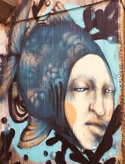 fish-face graffiti... (mar-itz) Tags: grafitti fish water beach wall face color lajolla california explore sandiego pez playa cara pintura art arte street calle retrato paint