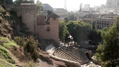 20171029_153230 (uweschami) Tags: spanien espania malaga urlaub stadt alcazaba gibralfaro santaiglesia museopicasso plaza hafen mittelmeer