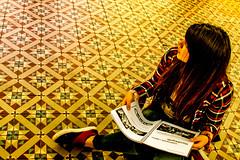 vista (Melisa L) Tags: gente persona practica fotografia ver pensar modelo vida rutina esparcimiento color people life