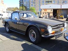 1971 Triumph TR6 (Neil's classics) Tags: vehicle 1971 triumph tr6
