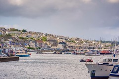 Falmouth Harbour #falmouth #harbour #landscape (andymolyneaux1) Tags: falmouth harbour landscape
