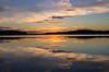 sunset (Stefano Rugolo) Tags: stefanorugolo pentax k5 smcpentaxda1855mmf3556alwr sunset lake reflection sky clouds colors hälsingland sweden sjö vatten solnedgång himmel tramonto lago cielo water cloud serene dusk