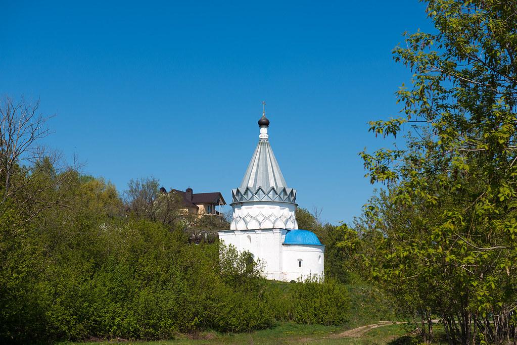 фото: The Church of St. Kozma and St. Demyan (Murom)