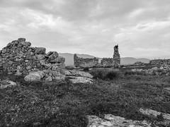 Abandoned villaga (Nelleke C) Tags: 2016 inisleacan inishlackan abandoned connemara countygalway eiland holiday house ierland ireland island landscape landschap vakantie