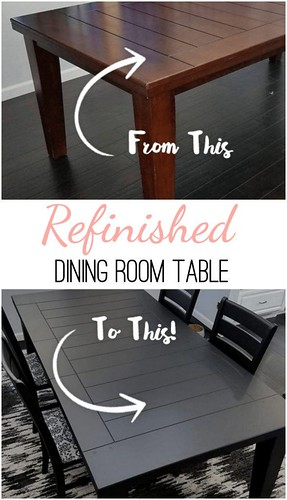 DIY Home Decor Inspiration  : Looking for an easy way to refinish a piece of furniture you dislike? Follow alo... - #DIYHome