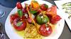Els Casals (2017) (encantadisimo) Tags: tomate coliflor albahaca zanahoria almendras
