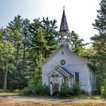 Saint Gabriel The Archangel Catholic Church ~ Adirondack Mountains thumbnail