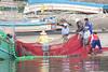 Working on the nets (steve happ) Tags: calicut india kerala kozhikode