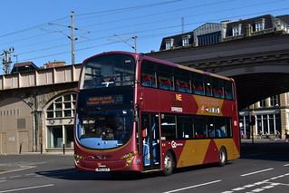 6045 NK12GCV Newcastle X10