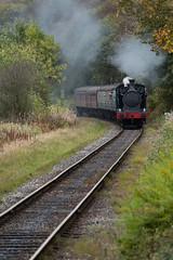 Hunslet 0-6-0 2890 (Mister Oy) Tags: davegreen oyphotos ©oyphotos elr eastlancsrailway steam train railway irwellvale hunslet 2890 fujixpro2 fuji50140mmf28