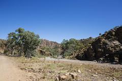 Looking along Brachina Creek (oz_lightning) Tags: 4wd australia brachinagorge canon6d canonef1635mmf4lis flindersranges flindersrangesnp sa cars geology landscape nature sedimentary flindersrangesnationalpark southaustralia aus
