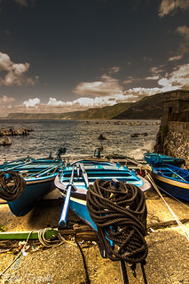 the boats of Scilla