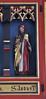 Hildesheim, Niedersachsen, Kirche zum heilgen Kreuz, altar, detail (groenling) Tags: hildesheim niedersachsen deutschland germany hi de kirchezumheilgenkreuz kreuzkirche heiligkreuzkirche altar schnitzaltar wood carving woodcarving holz saint heilige book buch judas thaddæus thaddeus ajour openwork