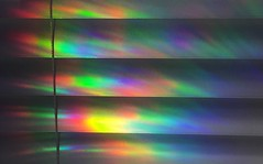 Spectrum of Sunshine Colors Reflecting Off of My Venetian Blinds (buddhadog) Tags: sunshine multicolors venetianblinds rays spectrumofcolors reflections horizontallines iphone6 100vu colorfulabstract sunlight challengeyouwinner rainbowcolors 333v3f ccc pregamewin sweeper agcgwinner gamewinner 6wins thumbsupwin twothumbsupwin cccsweep 500vu 600