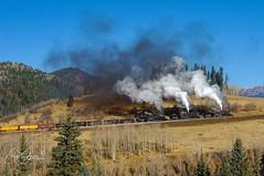 #coloradophotographer  #pocket_rail #coloradorailphotographer#railways_of_our_world #train_nerds  #daily_crossing #trb_express  #narrowgauge #railways_of_our_world #railways_of_america #trains_worldwide #everything_transport  #railsupremacy  #daily_crossi (Coloradorailphotographer) Tags: railroad railway train drgw riogranderailroad denverandriograndewestern riogrande steamtrains steamengine steamlocomotive coloradotrains colorado