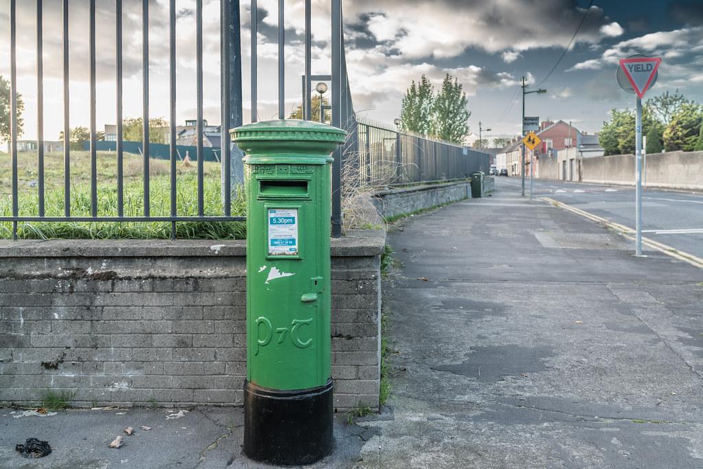 GRANGEGORMAN AREA OF DUBLIN [PHOTOGRAPHED OCTOBER 2017]-133460