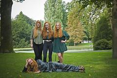 Redhead Days 2017 (Mary Berkhout) Tags: maryberkhout roodharigendag2017 redheaddays breda valkenbergpark rood red haar hair man vrouwen women groen green