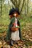 Autumn witch (Little little mouse) Tags: maskcat margo eloise bjd sd dollfie witch