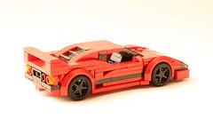 Ferrari F40 2 (RGB900) Tags: ferrari f40 lego supercars