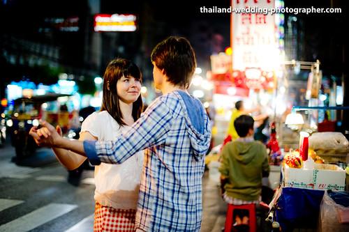 China Town Bangkok Thailand Wedding Photography | NET-Photography Thailand Photographer