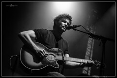 Bertrand Cantat (pix2loz) Tags: bw nb blackandwhite blackwhite noiretblanc noirblanc canon live dark lights guitar eyes singer frontman pix2loz picoftheday flickrunitedaward