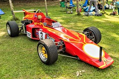 Dempster Ensign KNF3 in the Paddock (John Tif) Tags: 2017 crystalpalace dempsterensignknf3 car motorspot