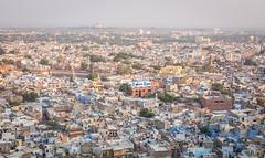 Rajasthan - Jodhpur - blue city- Mehrangharh Fort-3