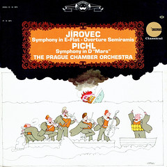 Jírovec Symphony in E-flat • Semiramis Overture • Pichl Symphony in D Mars - Prague CO Crossroads 1 (sacqueboutier) Tags: vintage vinyl vinylcollection vinyllover vinylnation vinylcollector lp lplover lps lpcollection lpcover lpcollector lpcoverart lpcoverlover records record classical classicalmusic music
