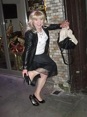 Down Sizing (rachel cole 121) Tags: tv transvestite transgendered tgirl crossdresser cd
