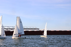 IMG_0660 (Foundry216) Tags: sailing sailor lake erie sail c420 water sports thisiscle cleveland