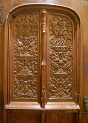 Paris (mademoisellelapiquante) Tags: museedecluny medieval medievalart middleages arthistory artmuseum paris france door