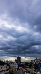 First day of monsoon season in the city (aaRJay fotography) Tags: bangalore karnataka india monsoon rain bengaluru clouds raghujana in
