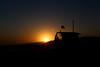 Sunset @ Santa Monica (SvenvBins) Tags: usa california santa monica sunset baywatch