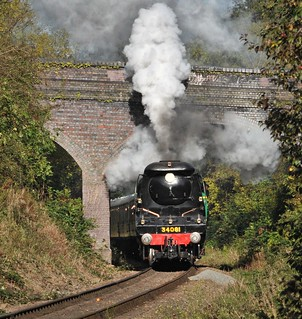 Great Central Railway Birstall Leicester 6th October 2017