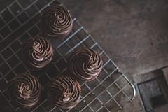 Chocolate! (pierfrancescacasadio) Tags: cucina cupcakes ottobre2017 840a2841 cioccolato chocolate rustic 50mm