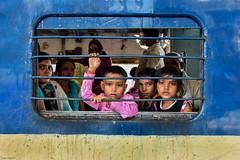 India 6 (bananacake1000) Tags: india delhi indianrailways children travel train nikon urban