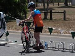 "Avanti Plus Duathlon, Lake Tinaroo, 07/10/17-Junior Race • <a style=""font-size:0.8em;"" href=""http://www.flickr.com/photos/146187037@N03/37567759941/"" target=""_blank"">View on Flickr</a>"