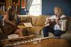 Susan Gaeta and Gina Sobel Apprenticeship (Virginia Humanities) Tags: vfh vafolklife folk folklife sephardic sephardi sefardi sefardic ballad signing ladino jewish acoustic master apprentice apprenticeship charlottesville va usa 1718folkapprentices