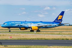 Icelandair Vatnajökull Livery / TF-FIR / Boeing 757-200 / LFPG-CDG taxiing / © (RVA Aviation Photography (Robin Van Acker)) Tags: planes trafic airlines avgeek airliner outdoor airplane aircraft vehicle jetliner jet jumbo air photography aviation aviationphotography charlesdegaulle paris