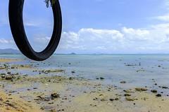 Thailand, Koh Samui 2017 (sureShut) Tags: thailand kohsamui strand beach sand himmel sky palmen palmtrees tropical sonne sun urlaub holiday