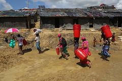Support for the people from the Rakhine state of Myanmar.jpg (bracworld) Tags: coxs bazar bangladesh brac humanitarian aid crisis myanmar rakhine state healthcare basichealthcare children childcare child protection australian nfi shelternfi