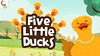 Five Little Ducks - Nursery Rhymes for Babies and Kids (cuddleberries) Tags: fivelittleducks nurseryrhyme nurseryrhymes cuddleberries childrensongs kidssongs