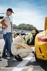 Adjusting Porsche GT3 RS tyre pressure. (is.2race) Tags: porsche portugal estoril pilot driver adjust setup tyre pressure track trackday