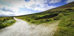 The Deserted Village (ClarkHodissay) Tags: deserted village achill island ireland irlande slievemore