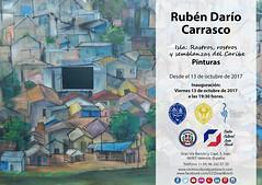 """Inauguración de la exposición de pinturas de Rubén Darío Carrasco • <a style=""""font-size:0.8em;"""" href=""""http://www.flickr.com/photos/136092263@N07/37632224036/"""" target=""""_blank"""">View on Flickr</a>"""
