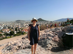 Areopagus Hill (ika_pol) Tags: athens acropolis greece ancientgreece me ancientruins ancient antiquity geotagged