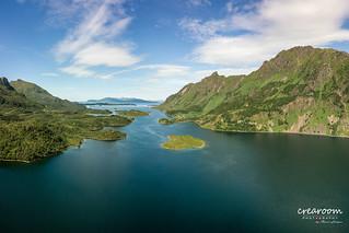 Kalvøya Island Panorama
