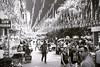 Diwali Bazar (me suprakash) Tags: delhi dwarka diwali diwalibazar market blackwhite bw nikond90 nikon18200mm streetphotography streetmarket streetphoto streetvendors