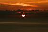 Quando il sole si va a coricare (ez.81) Tags: mare orizzonte eolie acqua sole nuvole