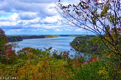 Before October's Gone (flipkeat) Tags: landscape canadian canada waterscape autumn fall awesome niagara niagaraescarpment different